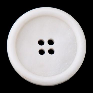 Basic Four Hole Bone Button