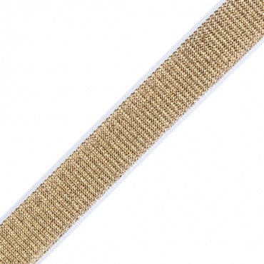 20mm Metallic Elastic
