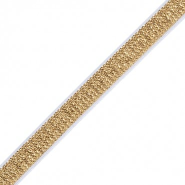 10mm Metallic Elastic