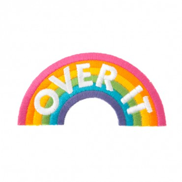 """3"""" x 1 1/2"""" OVER IT PATCH"""