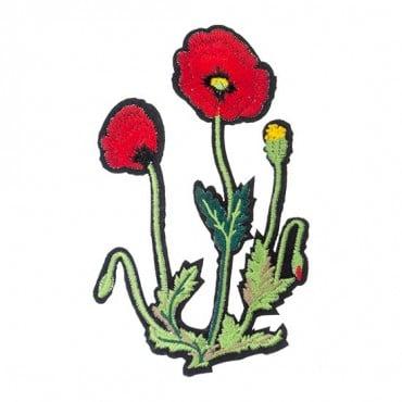 Flower Iron- On Applique