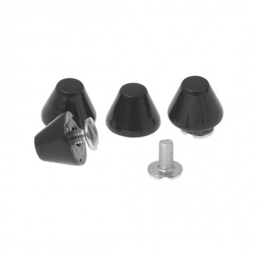 11MM X 8MM METAL SPIKES WITH SCREW