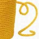 3/16&quot; RAYON TWIST CORD