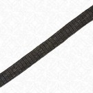 7/8&quot; BUGLE BEADED TRIM - 10 ROW