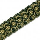 5/8&quot;  FANCY RAYON BRAID