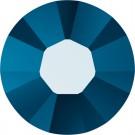 Metallic Blue Swarovski Flatback Rhinestones