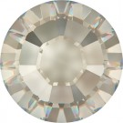 Swarovski Flatback Rhinestones - Crystal Silver Shade