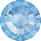 Swarovski Flatback Rhinestones - Light Sapphire