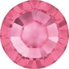 Swarovski Flatback Rhinestones - Rose