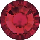 Swarovski Flatback Rhinestones - Ruby