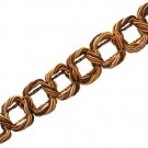 "7/8"" TWIST GUIMP CHAIN BRAID"