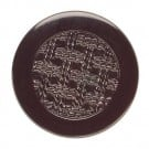 GLASS FASHION BUTTON