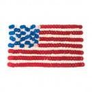 USA FLAG SEQUIN MOTIF