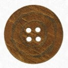 4-HOLE HORN BUTTON