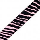 1.5&quot; SINGLE FACE ZEBRA GROSGRAIN