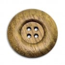 Mongoy Wood Button 4-Holes