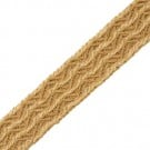 37MM JUTE KNIT BRAID - NATURAL