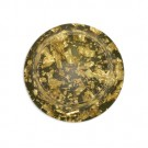 Speckled Background Fashion Button with Shank