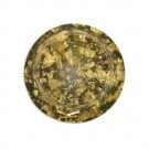 SPECKLED COLORS FASHION BUTTON WITH SHANK