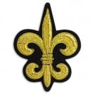 2  5/8&quot; X 3 5/8&quot; FLEUR DE LIS