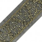 BEADED SEQUIN BORDERS