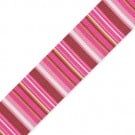1 3/8&quot;VERTICAL PRINTED STRIPE