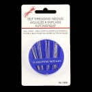 SELF THREADING NEEDLES - NICKEL