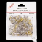 100 ASSORTED SAFTY PINS