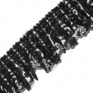 "2 1/4"" PLEATED LACE#$#$#undefined"