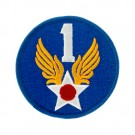 1ST AIRFORCE APPLIQUE