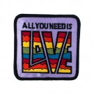 All You Need Is Love Applique