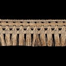 "2 1/4"" (57mm) Metallic Fringe"