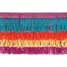 "4 1/2"" Four Tier Loop Fringe"
