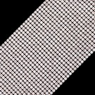 24 Row Brilliance Rhinestone Blanket