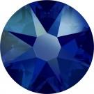 Cobalt Blue Shimmer Swarovski Flatback Crystal