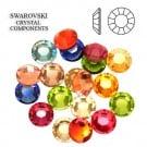 Assorted Colors Swarovski Hotfix Rhinestones