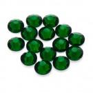 Brilliance Collection Emerald Flatback Rhinestone