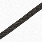 "7/8"" 10-ROW BUGLE BEADED TRIM"