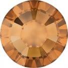 Crystal Copper Swarovski Flatback Rhinestones