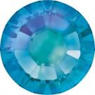 Crystal Meridian Blue Swarovski Hotfix Rhinestones