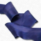 "2.5"" HAND DYED SILK SATIN RIBBON"
