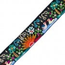 Spring Themed Embroidered Trim