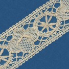 "2"" IMPORTED FINE LACE - CREAM"