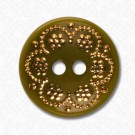 Glass Studded Fashion Button