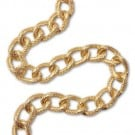 14MM TEXTURED METAL CHAIN