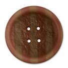 STRIPED FASHION BUTTON 4-HOLES