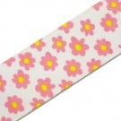 "1.5"" SINGLE FACE MINI DAISY GROSGRAIN"