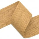 70MM JUTE BRAID - NATURAL