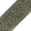 "2"" BEADED SEQUIN BORDERS"