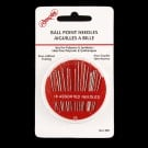BALL POINT NEEDLES - NICKEL